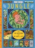 Life On Earth: Jungle: With 100 Questions And 70 Lift-flaps! by Heather Alexander
