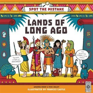 Spot The Mistake: Lands Of Long Ago by Aj Wood