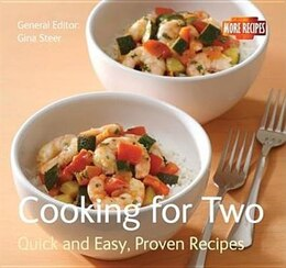 Book COOKING FOR TWO by Steel Gina