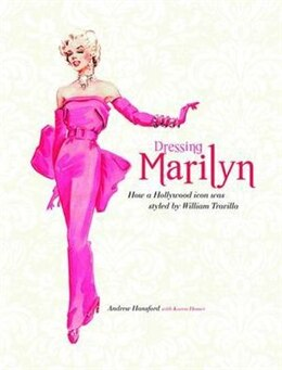 Book Dressing Marilyn by Andrew Hansford