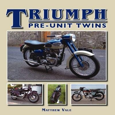 Triumph Pre-unit Twins by Matthew Vale
