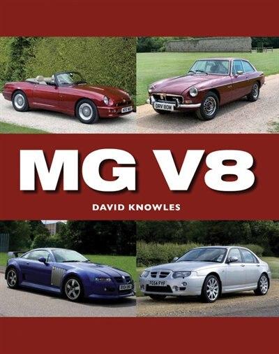 Mg V8 by David Knowles