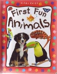 1st Fun Animals