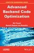 Advanced Backend Code Optimization by Sid Touati
