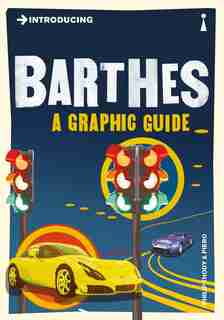 Introducing Barthes: A Graphic Guide by Philip Thody