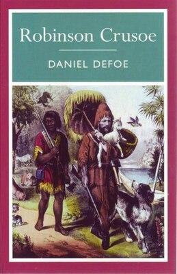 Book Robinson Crusoe by Defoe