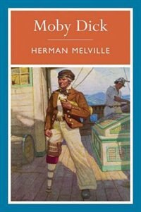 Book Moby Dick by Melville