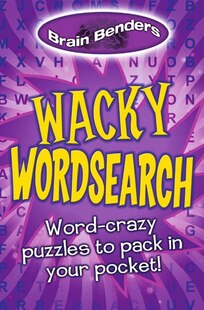 Brainbenders Series 2 Wacky Word Search