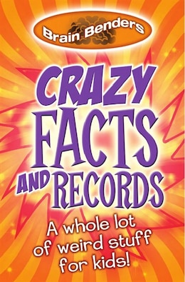 Book Brainbenders Series 2 Crazy Facts & Reco by Arcturus Publishing