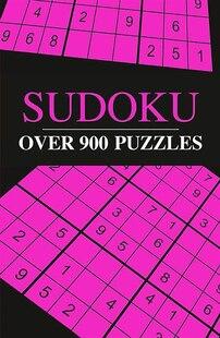 OVER 500 SUDOKU NEON COVER