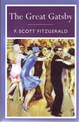 Book The Great Gatsby by Scott Fitzgerald F