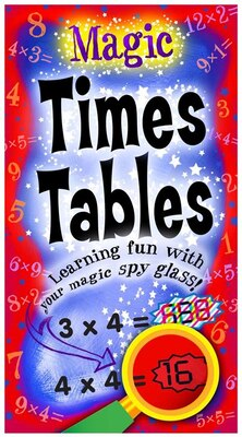 Book MAGIC TIMES TABLE by Arcturus Publishing