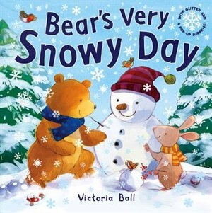 BEARS VERY SNOWY DAY
