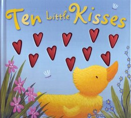 Book Ten Little Kisses by Russel Julian