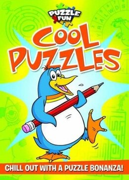 Book PUZZLE FUN COOL PUZZLES by Arcturus Publishing