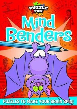 Book PUZZLE FUN MIND BENDERS by Arcturus Publishing