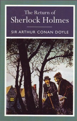 Book The Return Of Sherlock Holmes by Conan Doyle Arthur