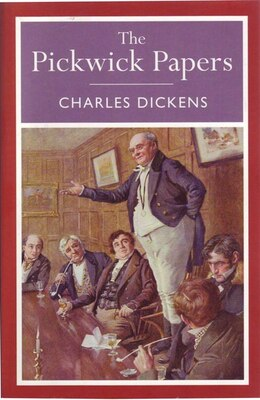 Book The Pickwick Papers by Dickens Charles