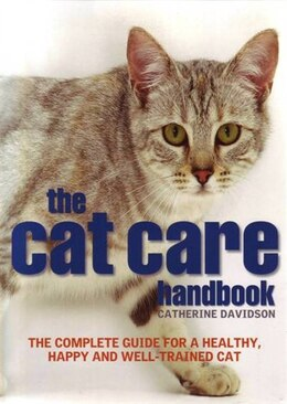 Book Cat Care Hdbk by Catherine Davidson
