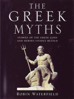 Book Greek Myths by Robin Waterfield