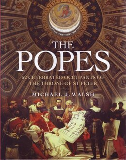 Book POPES THE by Walsh Michael