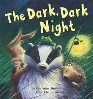 DARK DARK NIGHT by Jane Chapman