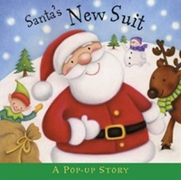 Book SANTA'S NEW SUIT by Broom Jenny