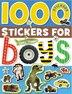 1000 Stickers for Boys by Make Believe Ideas, Ltd.