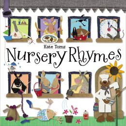 Book Nursery Rhymes by Kate Toms