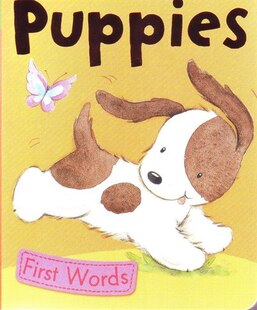 My First Book Of Puppies