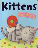 First Concept Board Books Kittens