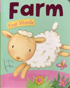 Myfirst Book Of Baby Farm Animals