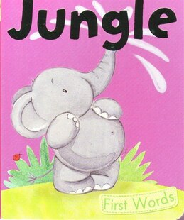 First Concept Board Books Jungle