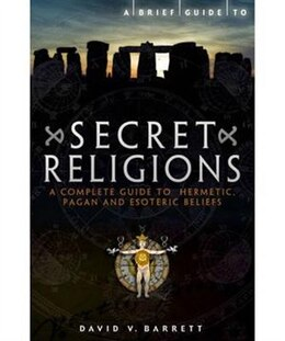 Book BRIEF GT SECRET RELIGIONS by Barret David