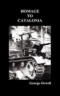 Book Homage To Catalonia by George Orwell