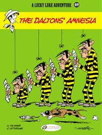 The Daltons' Amnesia: Lucky Luke