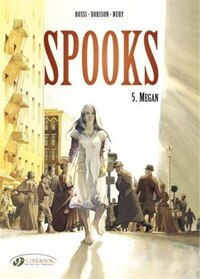 Megan: Spooks
