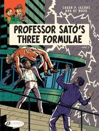 Professor Sato's Three Formulae Part 2