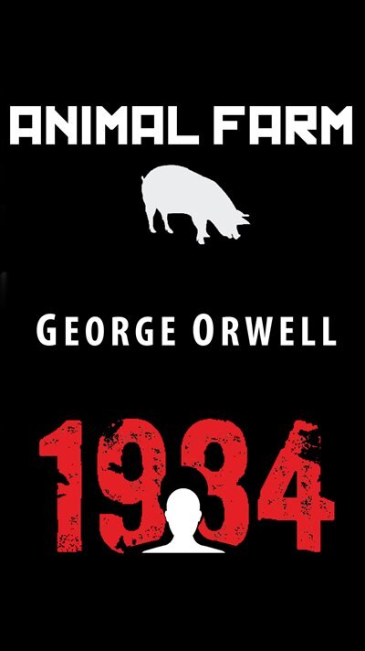 a brief overview of the animal farm by george orwell George orwell was certainly not an exception to this odd standard, despite the brilliant the work he would later go on to produce there are few novels that have stood the test of time, both politically and socially, as both 1984 and animal farm and for such reasons, orwell's name is known throughout the world.