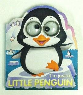 Google Eyes I'm Just A Little Penguin