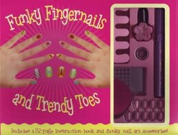 Book Funky Fingernails by Top That!
