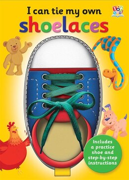Book I Can Tie My Own Shoelaces by Top That!