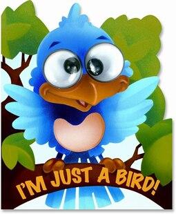 Google Eyes I'm Just A Little Bird