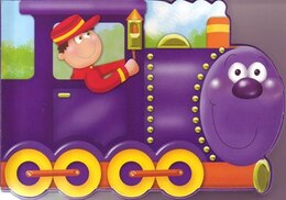 Book CHUNKY TRAIN # by Books Autumn