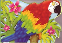 Book CHUNKY PARROT by Books Autumn