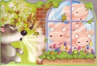 CHUNKY THREE LITTLE PIGS