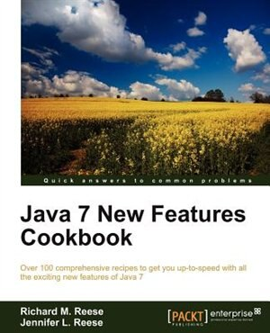 Java 7 New Features Cookbook by Richard M. Reese