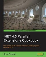 .Net 4.5 Parallel Extensions