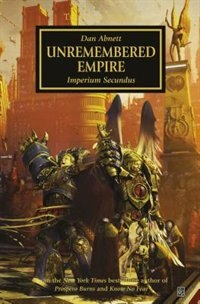 Book The Unremembered Empire by Dan Abnett