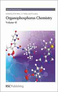 Organophosphorus Chemistry: Volume 41 by David W Allen